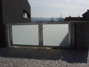 brána kovovýroba